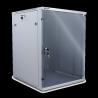 шкаф настенный 12U 605x560x465