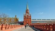 Кирпич облицовочный кремлевский (красный) половинка Россия Алматы