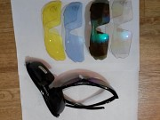 Продам новые натовские тактические очки полароид со сменами линзами Алматы