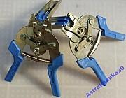 Клипсатор - скобообжим - степлер для клетки и сетки За границей