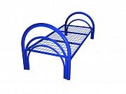 Кровати металлические для строителей и общежития,для лагеря и школы Байконыр