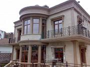 Изготовление декоративных элементов фасада Алматы