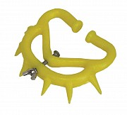 Кольцо с шипами для отучения телёнка сосать вымя За границей