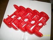 Каплеуловитель ниппельной поилки для круглой или квадратной трубы! За границей