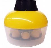 Автоматический инкубатор 8 яиц с автопереворотом и регул. влажности!!! За границей