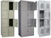 Шкафы металлические от производителя Алматы