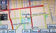 Карты Казахстана для Lexus и Toyota Алматы