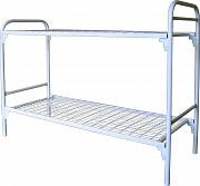 Кровати металлические двухъярусные, одноярусные, кровати для рабочих. Байконыр