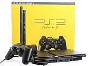 Игры для Sony Playstation 2 Алматы