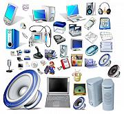 Наушники с микрофоном. Мышки.веб-камеры Hdmi Сетевые кабели Lan патч-корды доставка из г.Алматы