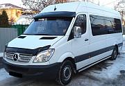 Пассажирские перевозки микроавтобусом Алматы