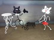 Кованые коты Степногорск