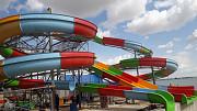 Горки для бассейнов и аквапарков Алматы