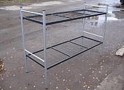 Кровати металлические для времянок, кровати металлические для рабочих Костанай