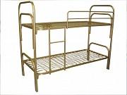 Армейские металлические кровати, двухъярусные кровати для лагерей Кызылорда