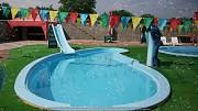 Горка для бассейна детская Алматы