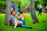 История любви, фотосессии Алматы