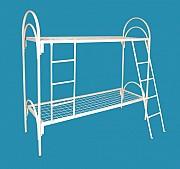 Армейские металлические кровати, двухъярусные кровати для детских лаге Алматы