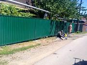 Заборы из профнастила Алматы