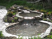 Водопады-водоемы. Алматы