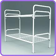 Кровати металлические для гостиницы, Кровати для бытовок Тараз