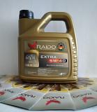 Синтетическое моторное масло RAIDO Extra 5W40 /ACEA: A3/B4-12 API: SN/ доставка из г.Алматы