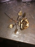 Кованые розы Степногорск