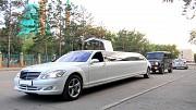 Прокат новых лимузинов в городе Павлодар 2016 года Chrysler, lincoln, mersedes Павлодар