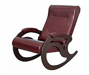 """Кресло качалка """"Ларгус"""" в экокоже , ткани За границей"""