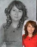 Портреты по фото ручной работы разной техники исполнения Алматы