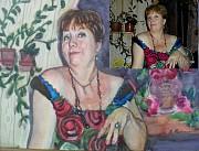 Портрет по фото нарисую качественно, ручная работа. Алматы