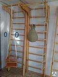 Продаются Детские Шведские лестницы с турником Усть-Каменогорск