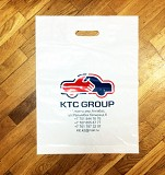 Пакеты с логотипом Алматы
