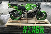 Kawasaki Zx6r, Zx9r Алматы