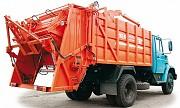 Запчасти для мусоровозов с задней загрузкой серии (ОАО «Мценский завод Алматы