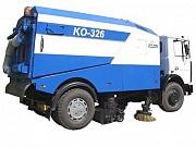 Запчасти для вакуумных подметательно-уборочных машин КО-326, КО-326-10 Алматы