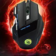 Продам оптическую игровую Usb мышь X7 Pro Gamer Алматы