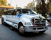 Прокат аренда лимузинов Алматы на день рождения, на лимузине с роддома, трансфер в аэропорт, свадьба Алматы