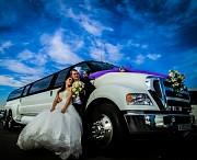 Лимузины Алматы лимо на свадьбу, аренда лимузина в роддом, девичник, день рождения, трансфер Алматы