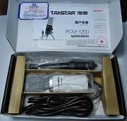 Новый микрофон Takstar РСМ-1200 вокальный конденсаторный с кронштейном Нур-Султан (Астана)