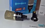 Новый микрофон Alctron MC410 конденсаторный (проф. студийный) Нур-Султан (Астана)