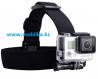 Продам Крепление бандаж на голову для экшн камеры