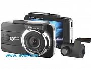 Продам атомобильный Full HD видеорегистратор с двумя камерами Алматы