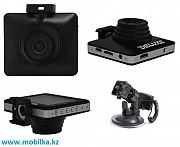 Продам автомобильный Full HD видеорегистратор c GPS приемником Алматы
