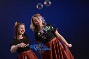 Шоу мыльных пузырей Нур-Султан (Астана)
