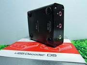 Новая внешняя звуковая карта Fiio D5 ЦАП USB Нур-Султан (Астана)