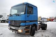 Новый восстановленый Mercedes Aktros 1835 2017 года сборка Алматы