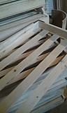 Лоток деревянный трехбортный, хлебный Алматы
