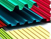Продается профлист цветной , оцинкованный от 835 тг Усть-Каменогорск
