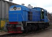 Новый маневровый восстановленный Тепловоз ТГМ-4 2017 года сборка Алматы